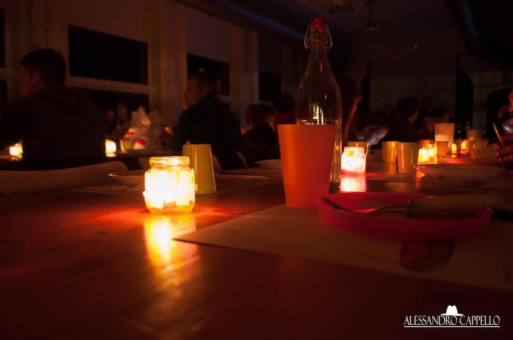 """Luino, lume di candela per """"M'illumino di meno"""": presentato il progetto EquoStop (Foto © Alessandro Cappello)"""