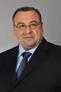 Il candidato sindaco del Movimento Italia Nazione, Pietro Agostinelli