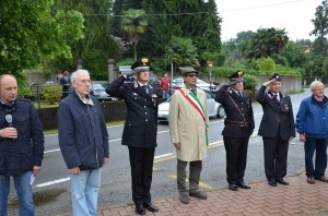 DSC_0082 (CopiaCastelveccana, inaugurato un monumento dedicato ai caduti dell'Arma dei Carabinieri