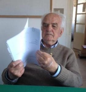 Dino Magnaghi (Foto © ilcorrieredelverbano.it)
