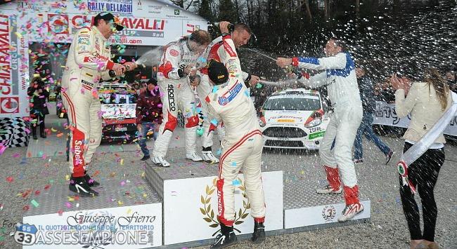Il Rally dei Laghi promosso: nel 2016 sarà valido per la nuova Coppa Italia