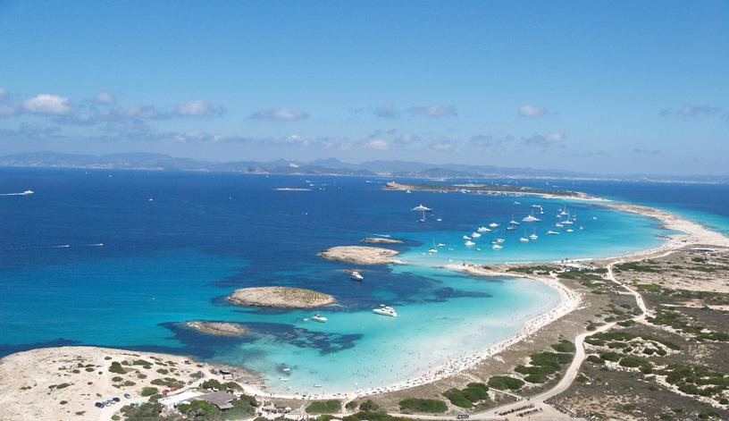 Estate e vacanze: è Formentera la meta preferita degli italiani