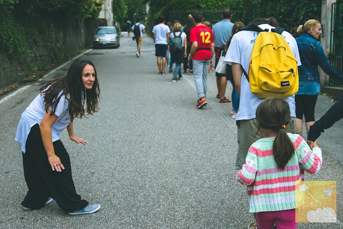 """Laveno Mombello, condivisione e partecipazione al primo """"Festival dell'Educazione"""" (Foto © Cristina Barisonzi )"""