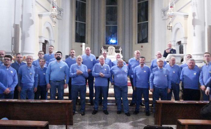 Questa sera il Concerto di Natale, in occasione del 50esimo compleanno del Coro Città di Luino