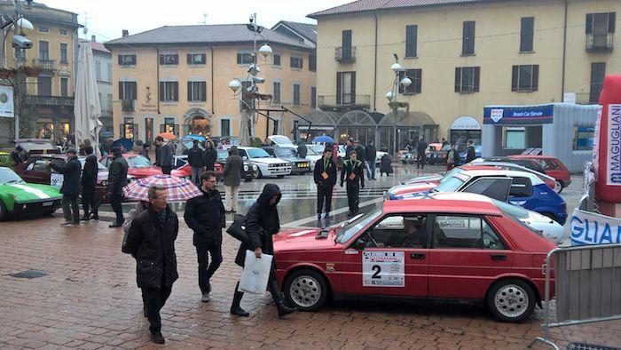 Partita la rievocazione storica Rally Aci Varese, 46 gli scritti