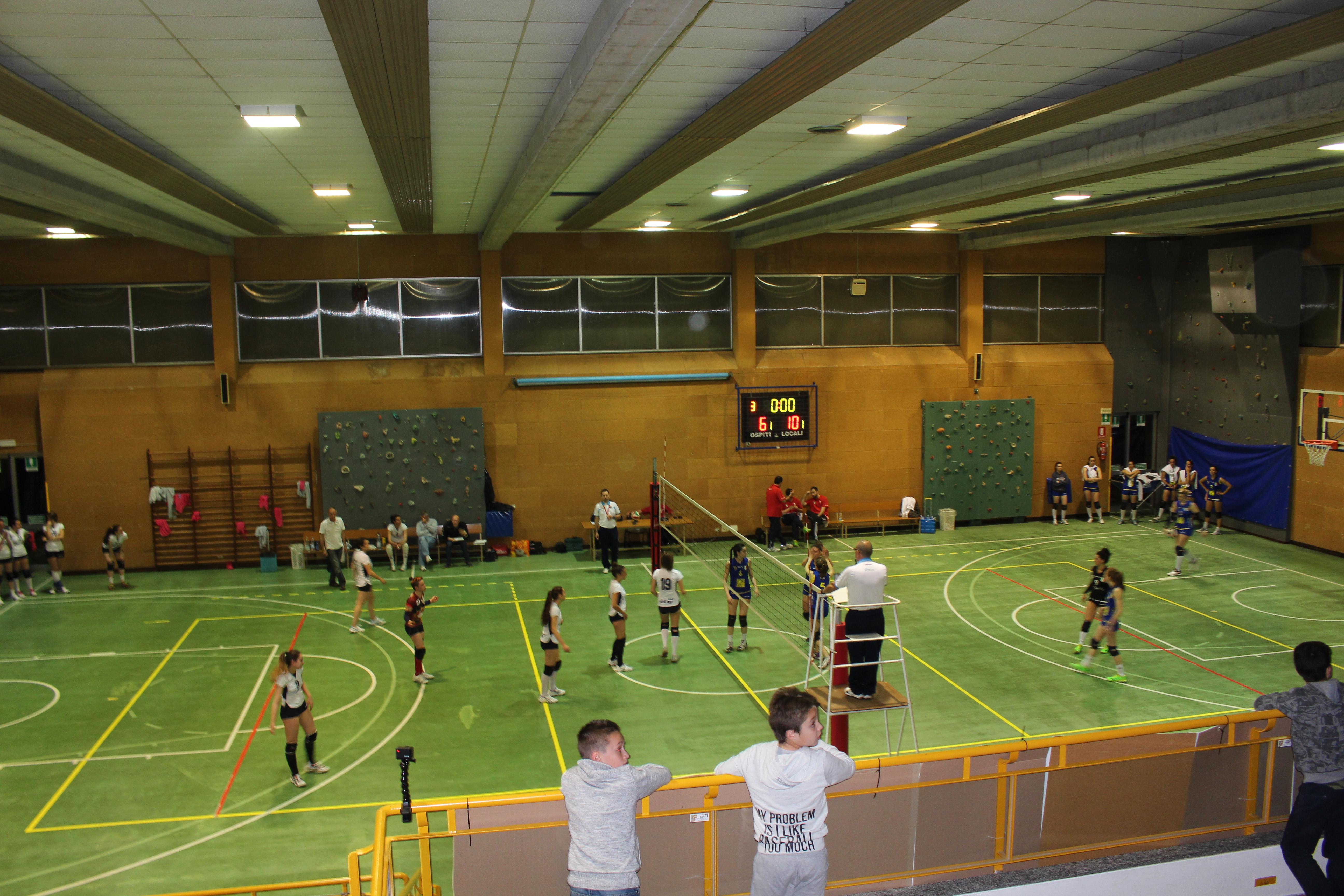 A Germignaga non c'è storia: l'Epikure Luino Volley doma Orago e pareggia i conti nei playoff validi per la Serie D