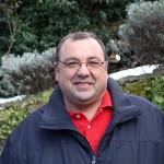 Il consigliere comunale di Luino, appartenente al MIN, Pietro Agostinelli
