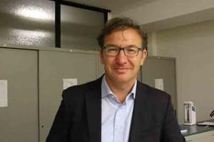 Andrea Pellicini, rieletto sindaco di Luino per il secondo mandato