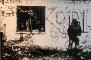 """Uno scatto del progetto fotografico """"Il Peso dell'Ombra"""""""