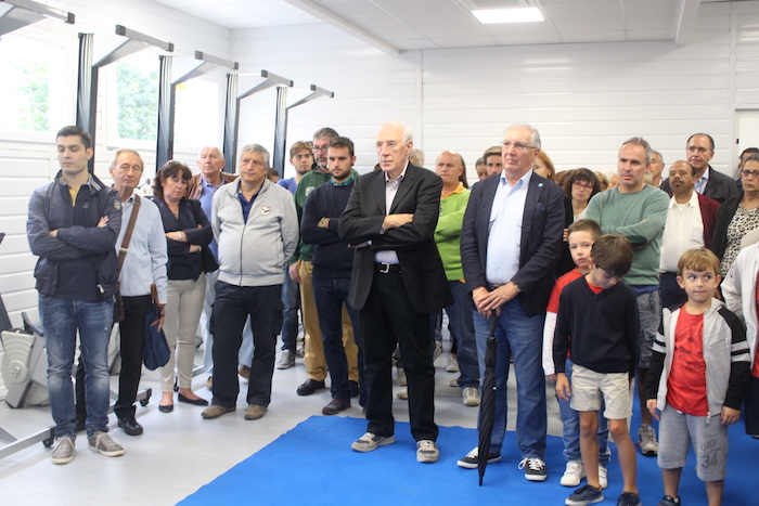 Canottieri Luino: tra sviluppo sportivo e turistico, inaugurato il nuovo Centro Remiero