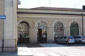 La Stazione ferroviaria di Luino