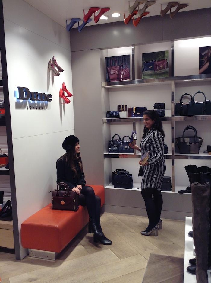 """""""Luinesi all'estero"""": Serena Fiorillo a Londra lavora per un brand internazionale di calzature"""