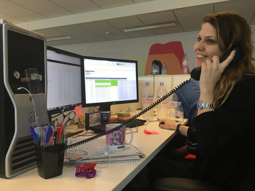 """""""Luinesi all'estero"""": Silvia Camboni a Parigi si occupa di pubblicità digitale"""