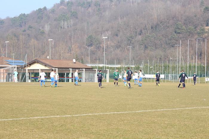Il cuore non basta al Luino-Maccagno e all'Union Tre Valli: il derby finisce 0-0