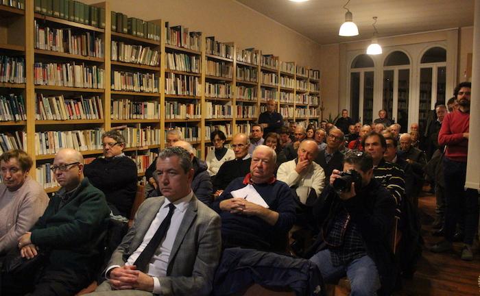 """Lupi e Alfieri a Luino per il """"Sì"""" al Referendum. """"Superare il bicameralismo paritario"""""""