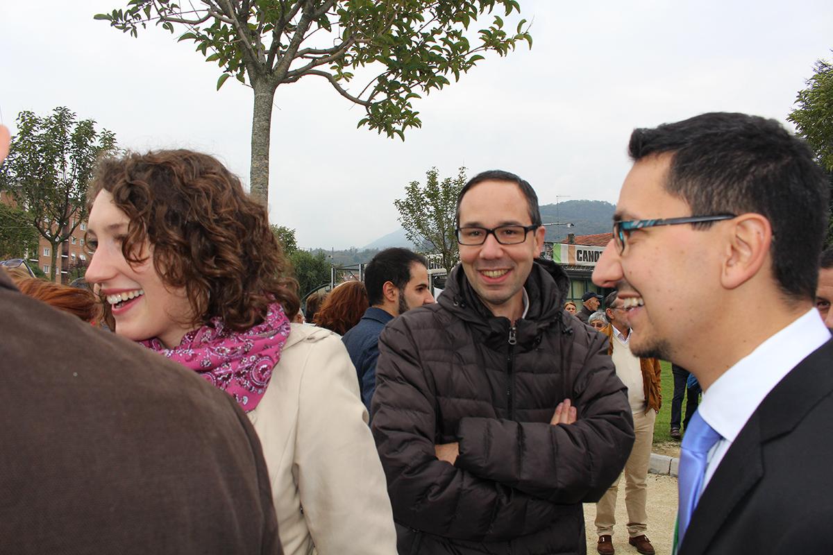Alessandro Fazio, consigliere di Maccagno con Pino e Veddasca