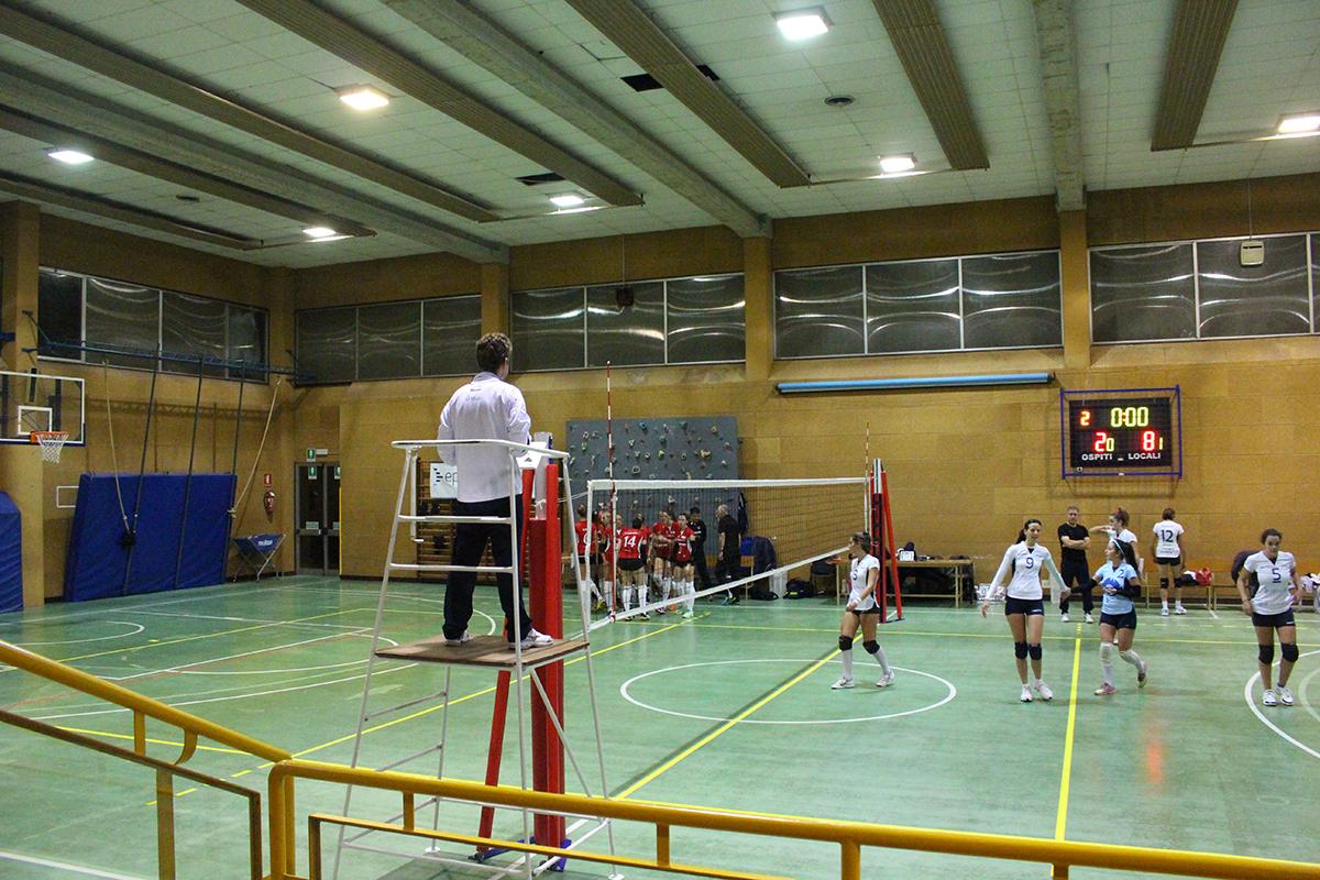 Pallavolo, grande esordio in Serie D per l'Epikure Luino Volley: netto il 3-0 alla Uyba Futura Busto