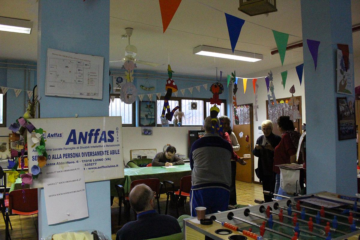 ANFFAS di Luino: una bella realtà sociale al servizio dei disabili, contrastando i pregiudizi