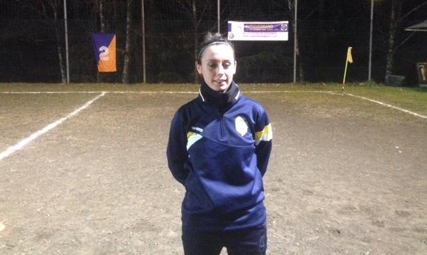 Giulia Vaghi, centrale difensivo al rientro dopo l'infortunio