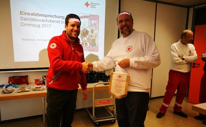 Anche la Croce Rossa Luino in Germania per il gemellaggio con il comitato di Tuginga