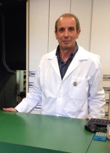 """Il nuovo titolare della """"Farmacia Porto Valtravaglia"""", il dottor Vito Ussia"""