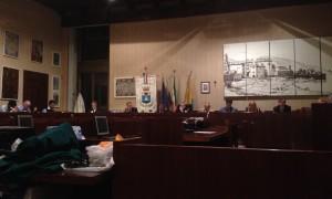 Il consiglio comunale a Luino, del 16 ottobre