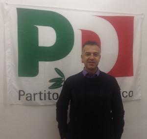 Stefano Bragnuolo, segretario del Circolo del Partito Democratico di Luino