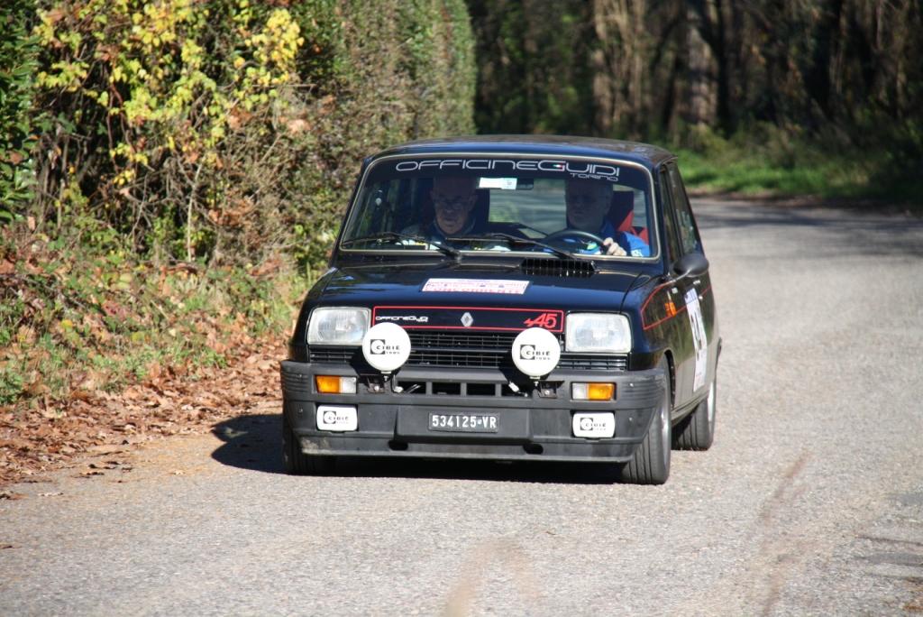 Aiolfi conquista la 2° Rievocazione storica del Rally Aci Varese