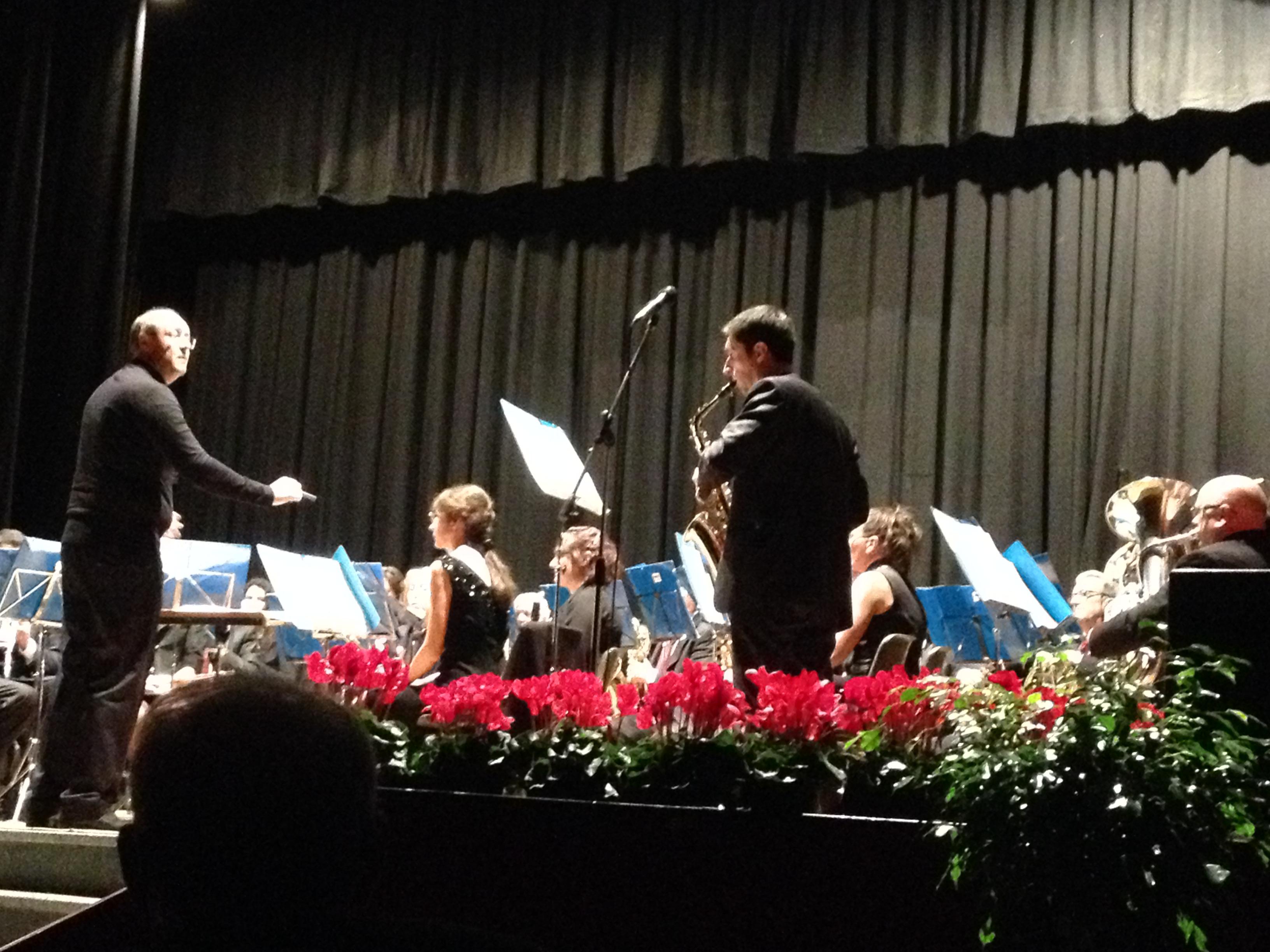 Il Concerto di Natale della Musica Cittadina di Luino