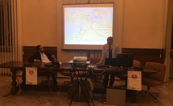 """Luino, la storia """"dimenticata"""" del popolo armeno e del primo genocidio del '900"""