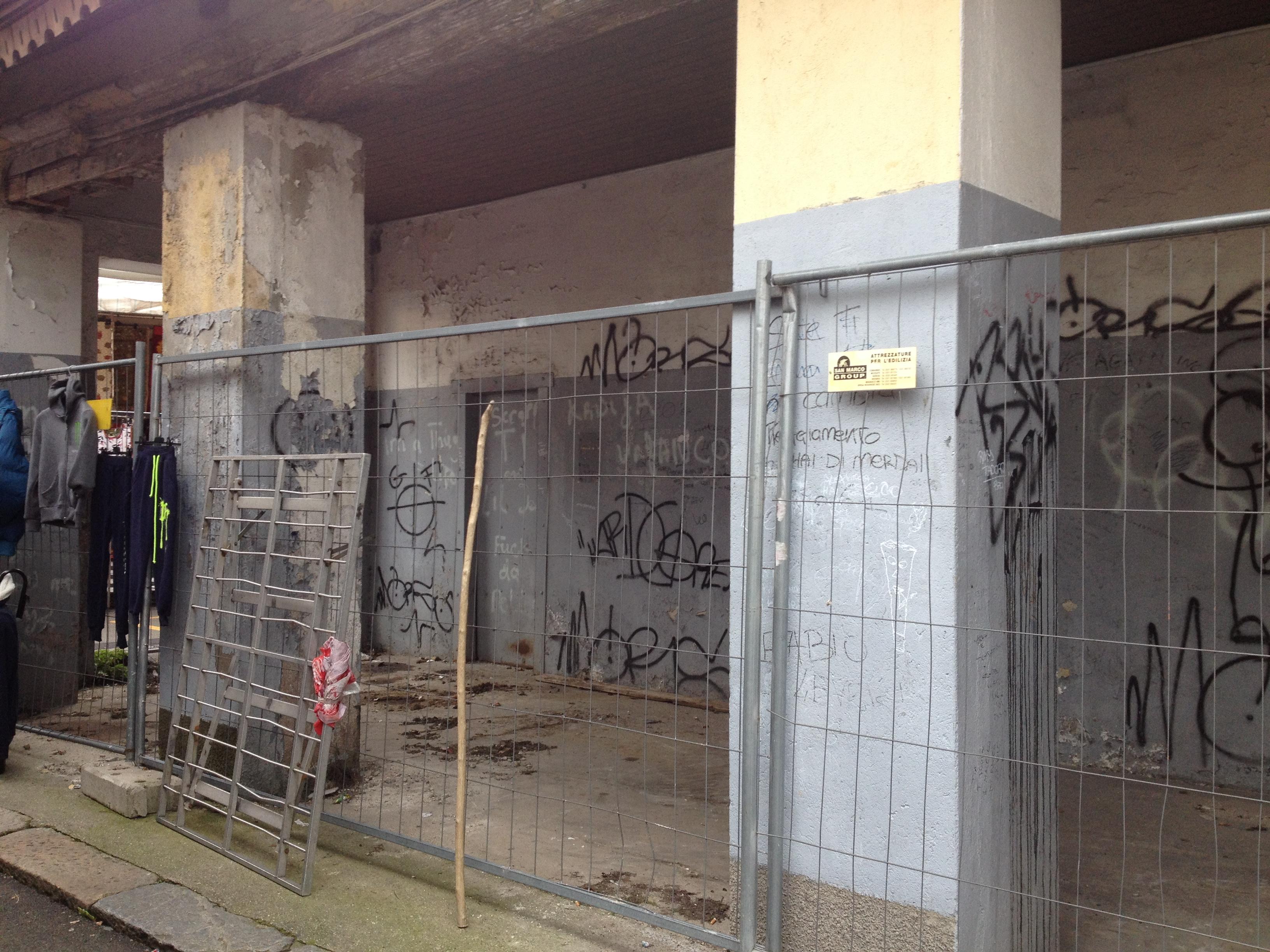 """Il Mercato di Luino: l'ex-area Svit e la """"Quinto Locale"""""""