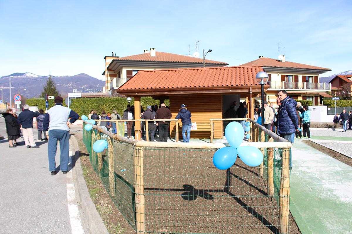 Inaugurata a germignaga la casa dell 39 acqua fazio valore aggiunto per la comunit foto - Acqua depurata in casa ...