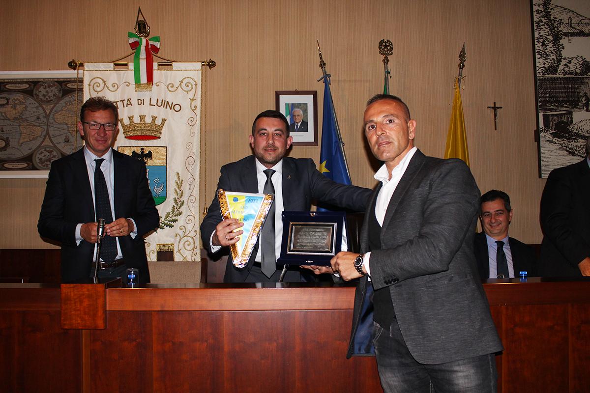 Bocce, Luino: i campioni d'Italia dell'Alto Verbano premiati in consiglio comunale