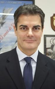 Giuseppe Taldone, consigliere provinciale e del Comune di Luino