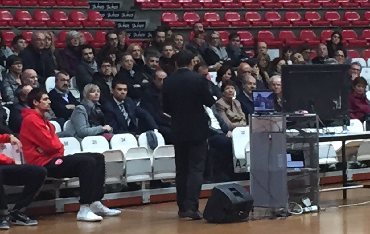 """Varese: il fenomeno della """"resilienza"""" spiegato tra sport e coraggio per gli investimenti"""