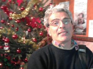 Il regista Aurelio Grimaldi