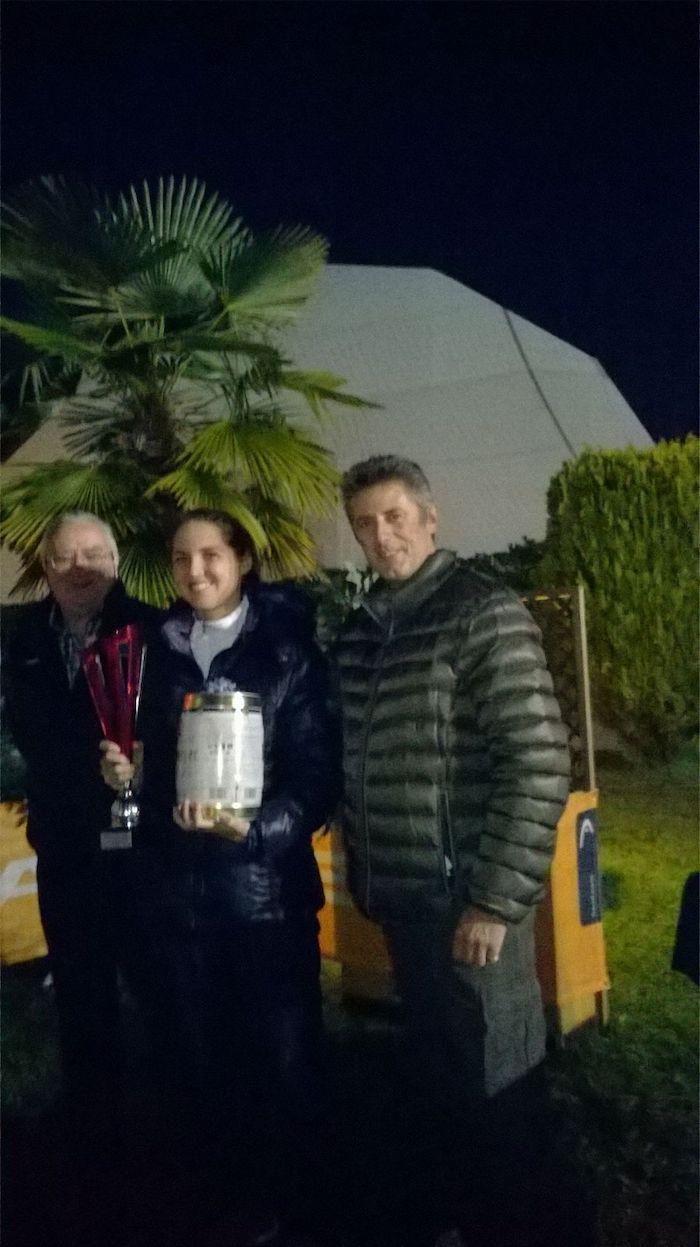 In grande spolvero le sorelle Melandri, ottimo weekend per tutto il Tennis Club Luino