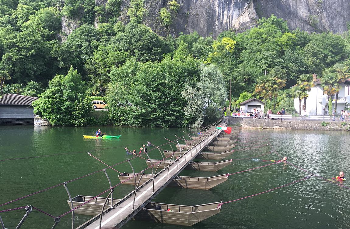 """""""Girolaghiamo"""" tra passato e presente: Lavena Ponte Tresa rievoca la tradizione passeggiando sulle acque"""