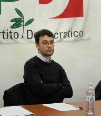 Andrea Mollica, nuovo segretario cittadino del Pd Luino