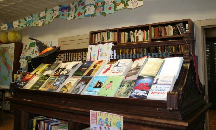 """Cadegliano Viconago, """"Una biblioteca alla prova d'amicizia"""""""