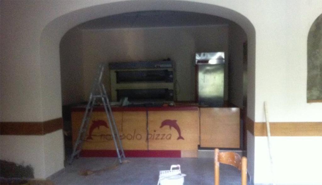 """La foto dell'edificio in via San Giuseppe 180 a Cassano Valcuvia, pubblicata dalla pagina Facebook de """"Il Farina"""""""