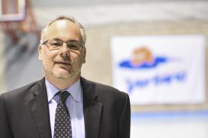Il coach della PVL Lorenzo Colombo