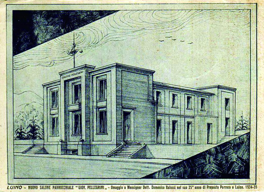 """Una locandina del Cinema Pellegrini datata 1934-1935 e la locandina del """"Concerto Sperimentale"""" datato 16 gennaio 1937"""