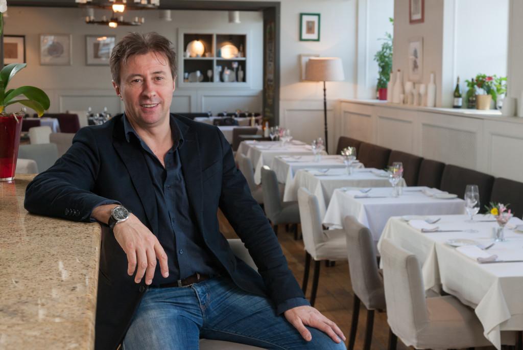"""""""Luinesi all'estero"""", a San Pietroburgo da anni Mirco Zanini è proprietario di tre ristoranti"""