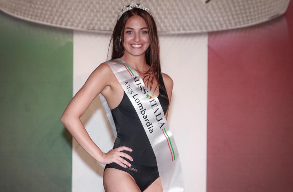 """Erba, Martina Motta è """"Miss Lombardia 2016"""". Protagonista anche la luinese """"Sara Stile"""""""