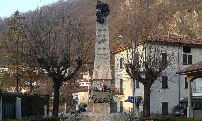 Lavena Ponte Tresa, commemora i suoi Caduti. L'appuntamento è per domenica
