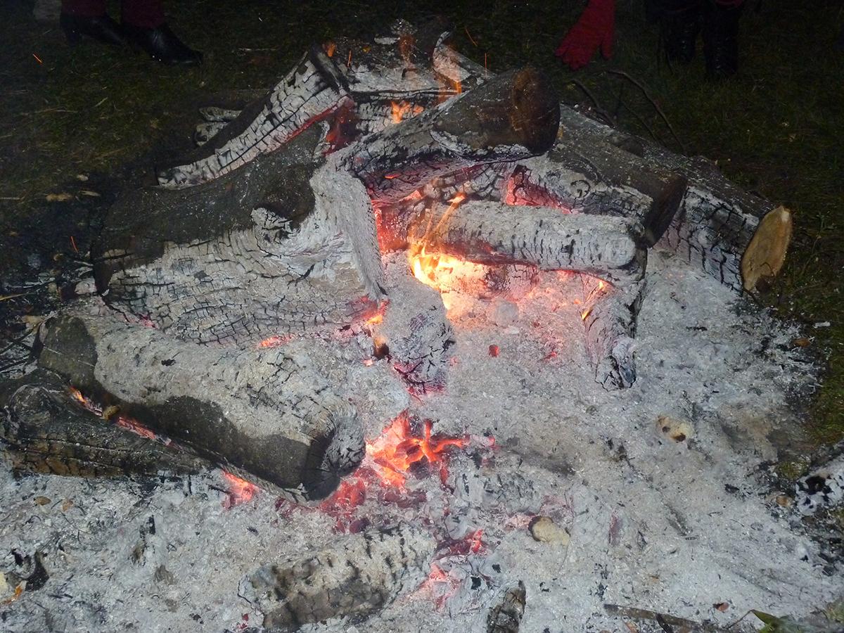Le foto del presepe vivente di Brezzo di Bedero alla Vigilia di Natale