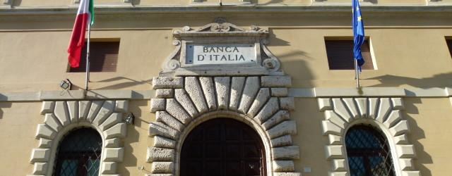 Banca d'Italia, il debito pubblico è salito a 2.229 miliardi di euro
