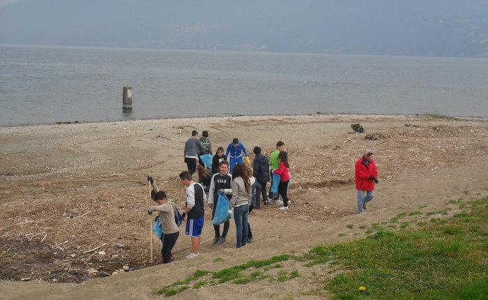 Germignaga, martedì una mattinata all'insegna dell'ecologia per i ragazzi delle Scuole Medie