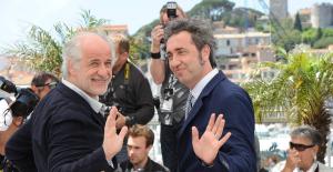 """Toni Servillo e Paolo Sorrentino, insieme per """"La Grande Bellezza"""" (abitarearoma.net)"""